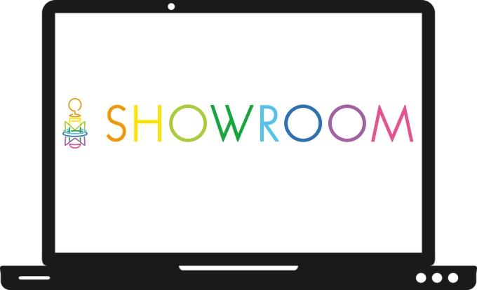 showroom パソコン